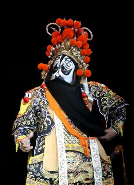 京剧人物-净